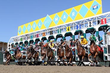 Daybreak at Del Mar Returns