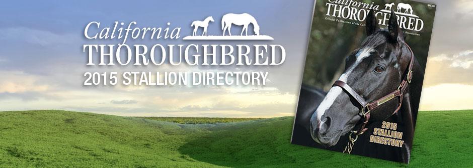 2015 Stallion Directory