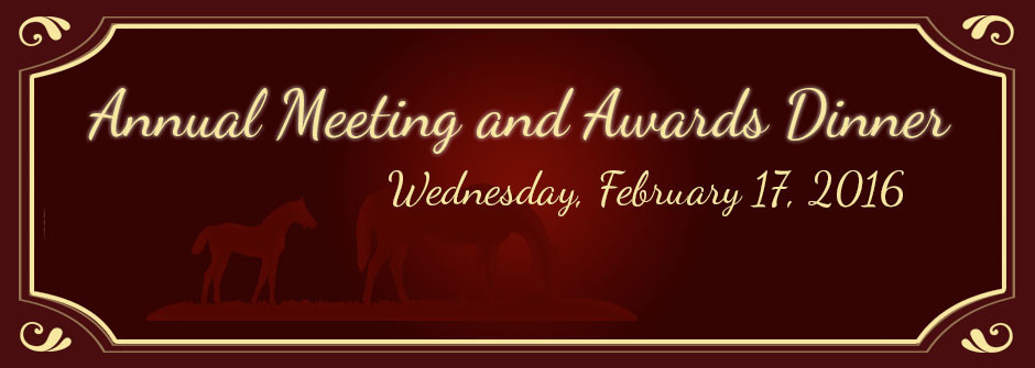 Annual Meeting & Awards Dinner 2016