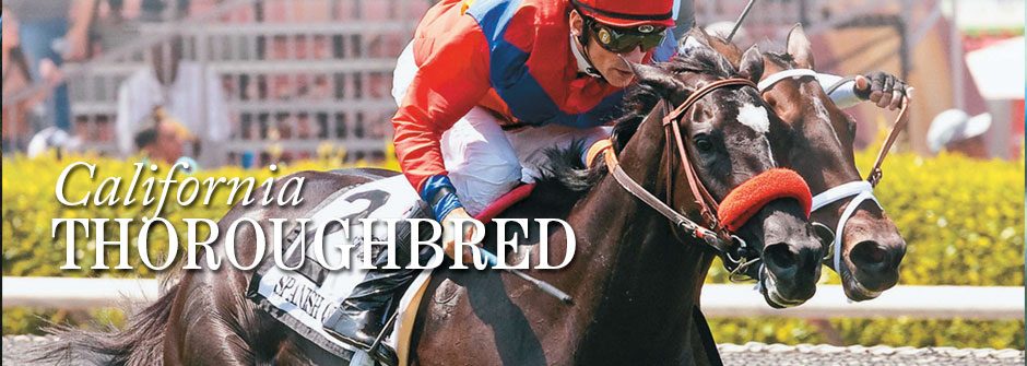 California Thoroughbred Magazine