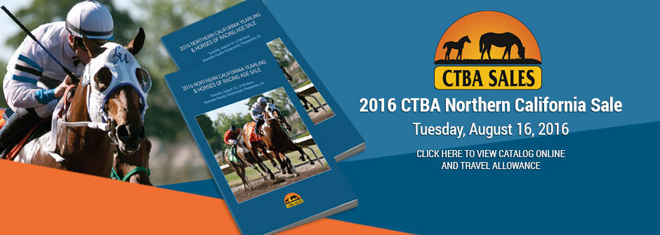 2016 Northern California Yearling and Horses of Racing Age Sale