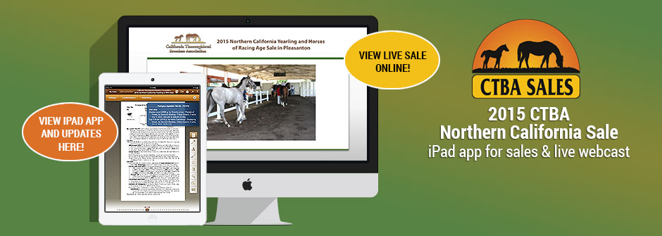 Northern California Sale App & Live Webcast