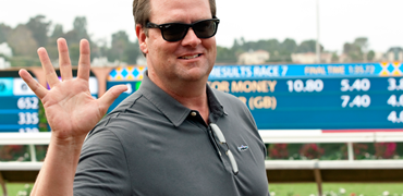 Cal-breds Help O'Neill to Record
