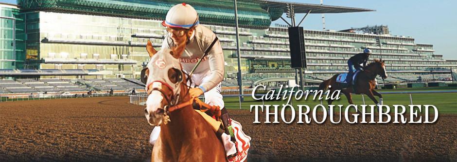 California Thoroughbred Magazine