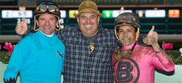 Solid Wager in Dead-heat Stakes Win