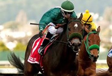 Zakaroff Upset Winner of El Camino Real