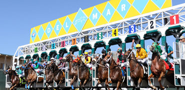 Del Mar Offers Pick Six Jackpot