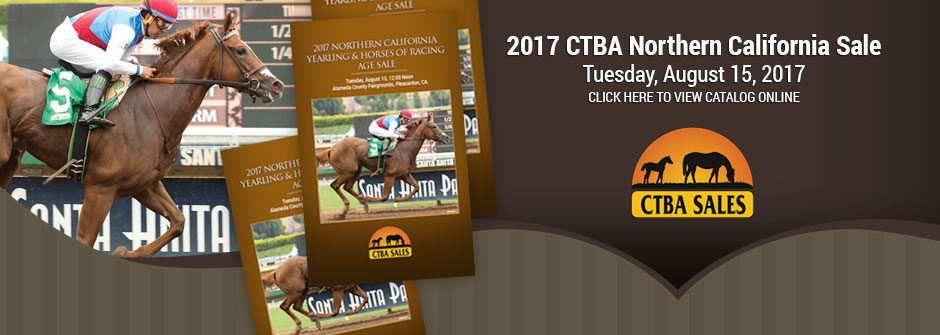 2017 Northern California Yearling Sale Catalog