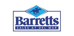 $300,000 Cal-bred Tops Barretts Sale