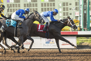 Stakes Trio in Golden State Juvenile