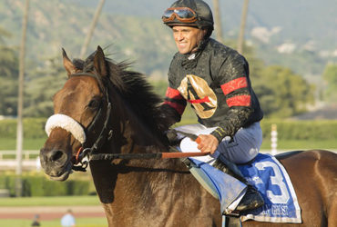 Stronach to Stand Shaman Ghost in California