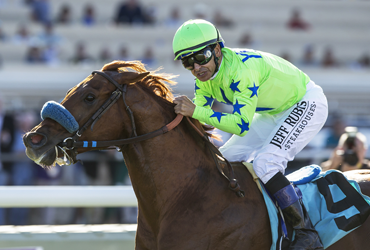 He Will in Wide-Open Turf Classic