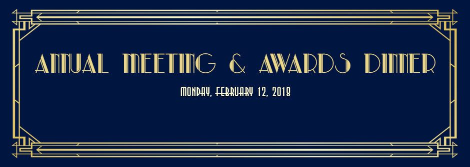 Annual Meeting & Awards Dinner