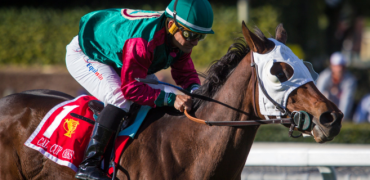Pulpit Rider Gets the Trip in Cal Cup Oaks